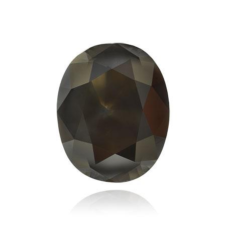 Черный бриллиант Овал