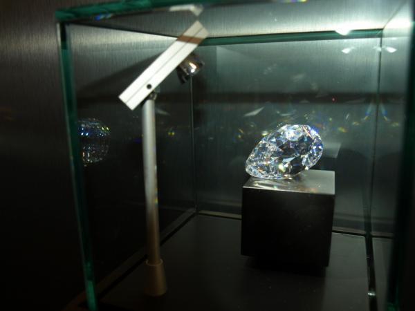 大型ダイヤモンド