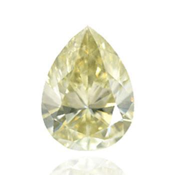 灰・緑・黄色付くファンシーダイヤモンド