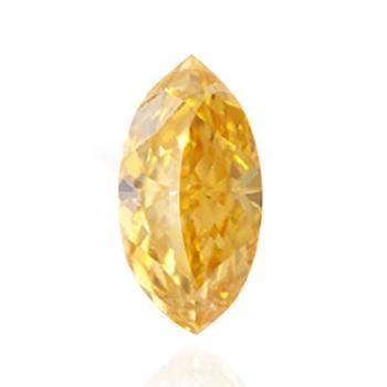 高度オレンジー・黄色ダイヤモンド